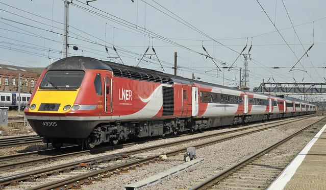 LNER HST 43305