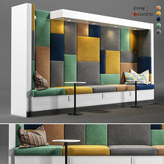 Restaurant And Office Lobi Seating-2-Preview 01