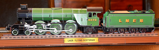 Flying Scotsman- Constructed by Me!