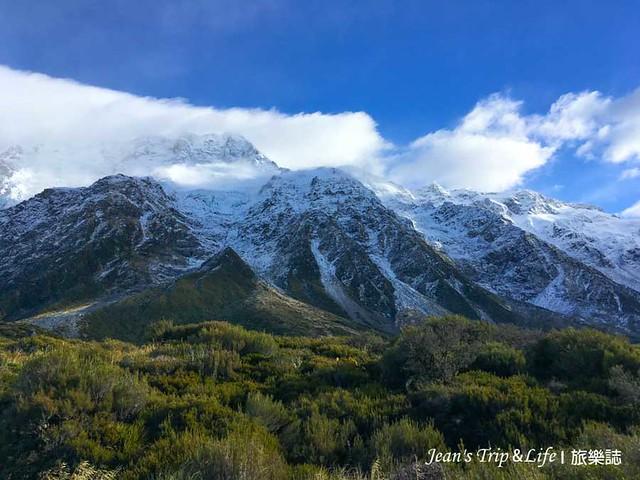 被群山環繞的胡克山谷步道美到令人讚嘆