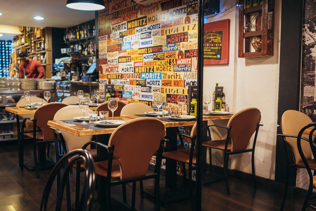 Restaurant Bodega de Tapas