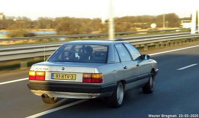 Audi 100 1983