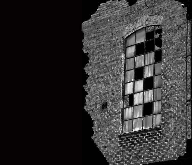 Adandoned window