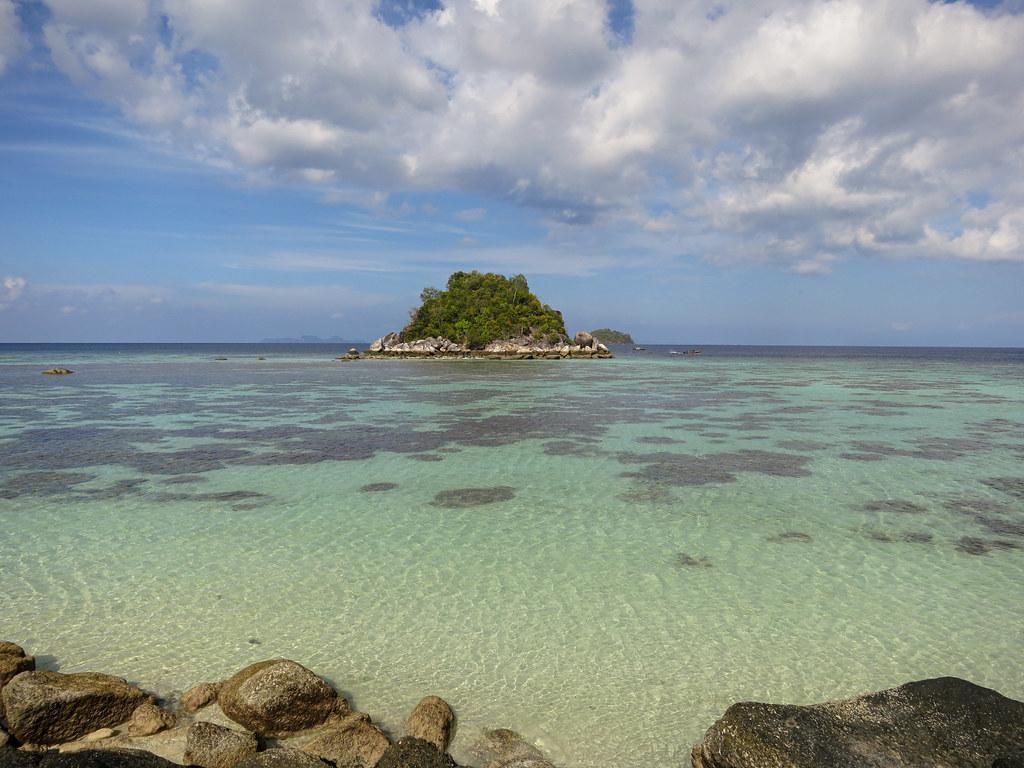 Koh Kra island