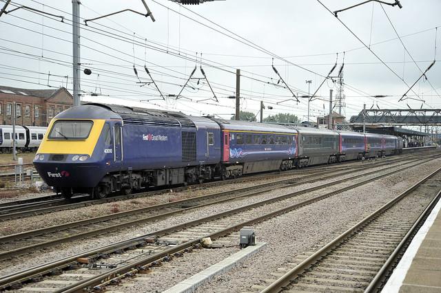 Great Western HST 43010