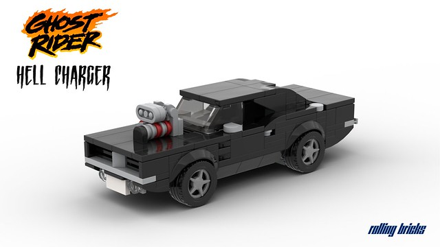 Hell Charger -INSTRUCTIONS-