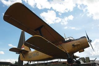 1973 Antonow AN-2R Ungarn HA-MHQ _b