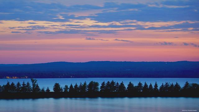 Summer Sunset, Ashland