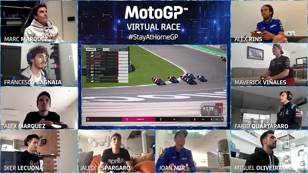 MotoGP Virtual Race Mugello