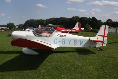 G-BYPR Zenair CH601 [PFA 162-12816] Sywell 310818