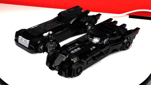 Bricksfeeder's Batmobile