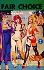 Wee Hours Books 514 - Linda Turner - Fair Choice