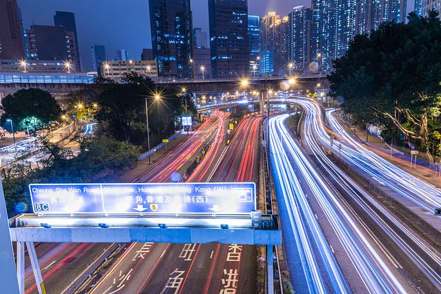 Kwai Chung Rd, Mei Foo, Kowlon, Hong Kong