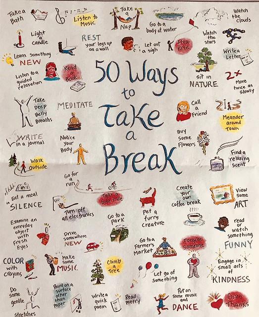 50 Ways to Self Health