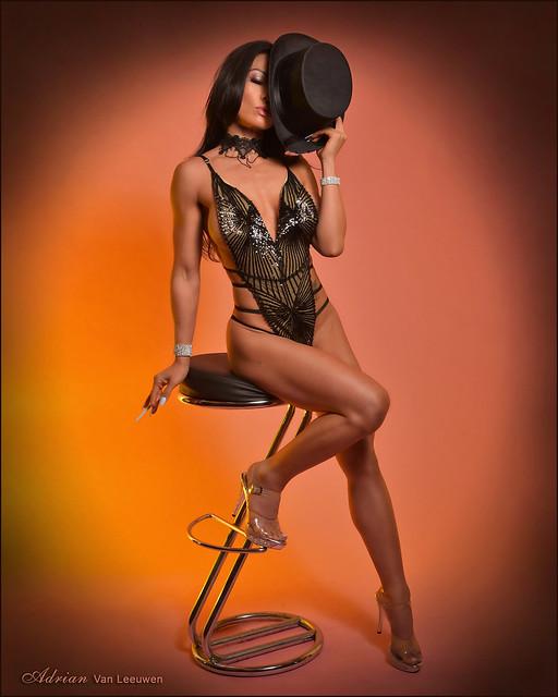 Fabulous Burlesque Beauty