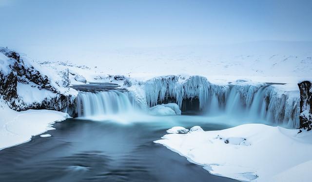 Godafoss I Iceland