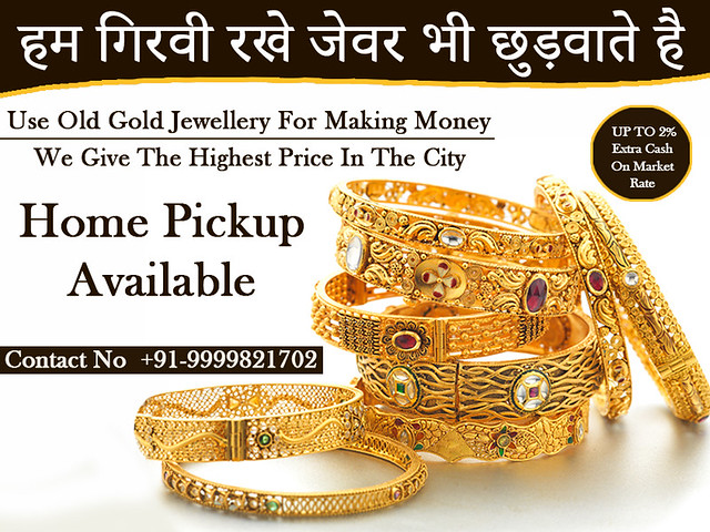 Gold Jewelry | Gold Jewelry Buyer In Delhi NCR