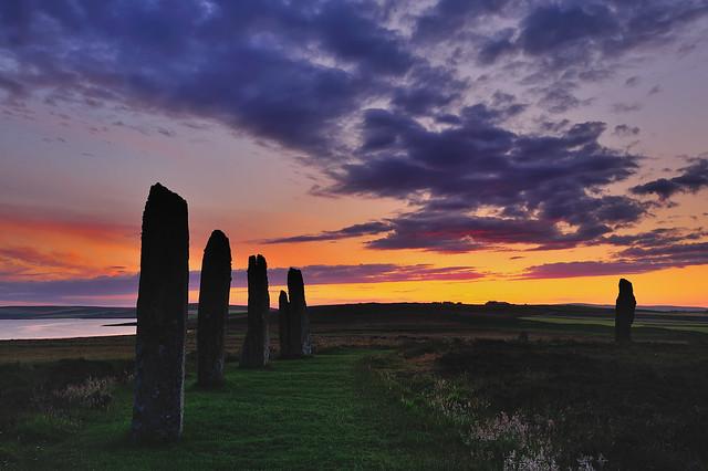 Neolithic twilight