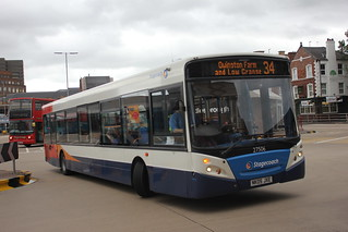 Stagecoach North East 27506 NK05JXE