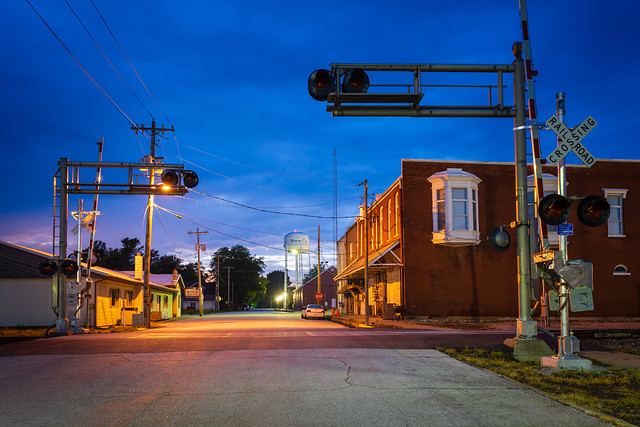 Monroe City, Missouri
