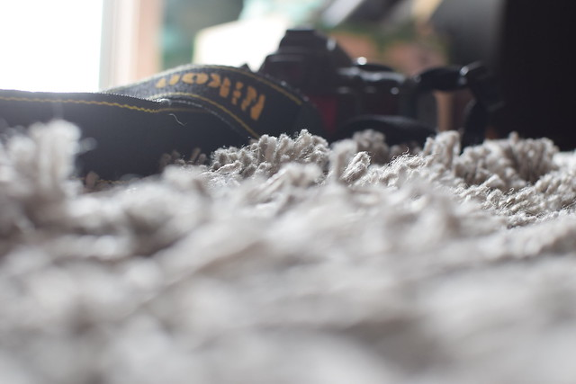 Photography on the floor