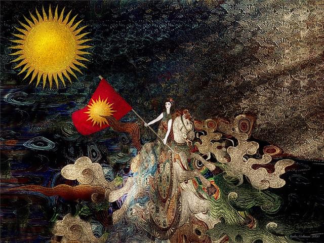 Sun Bearer