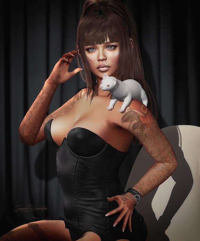 "Skin Fair 2020 - # 20 ""Ivana"""