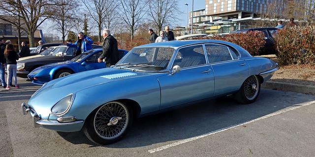 Jaguar E-Type 4.2 Litre Sports Saloon