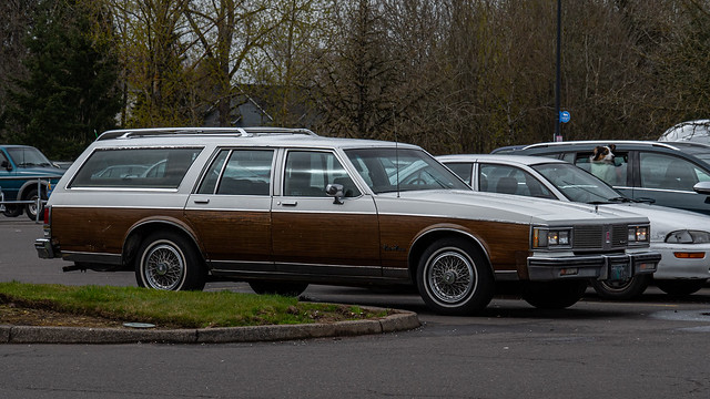 1987 Oldsmobile Custom Cruiser