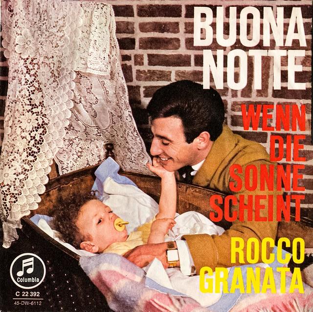 Rocco Granata – Cover