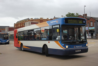 Stagecoach North East 22064 NK54BFL