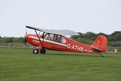 G-ATHK Aeronca 7AC [7AC-971] Sywell 010918