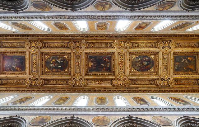 Napoli - Duomo - interior