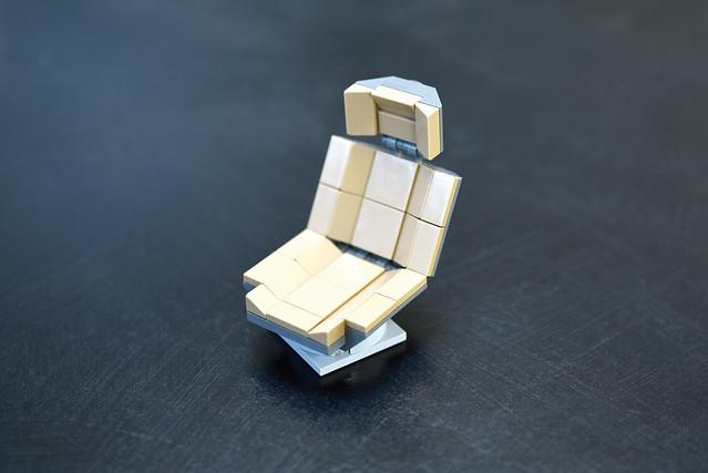 Lego war chair - atana studio