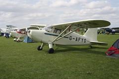 G-AFYO Stinson HW-75 [7039] Sywell 310818