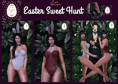 Sweet Easter Hunt Ewa