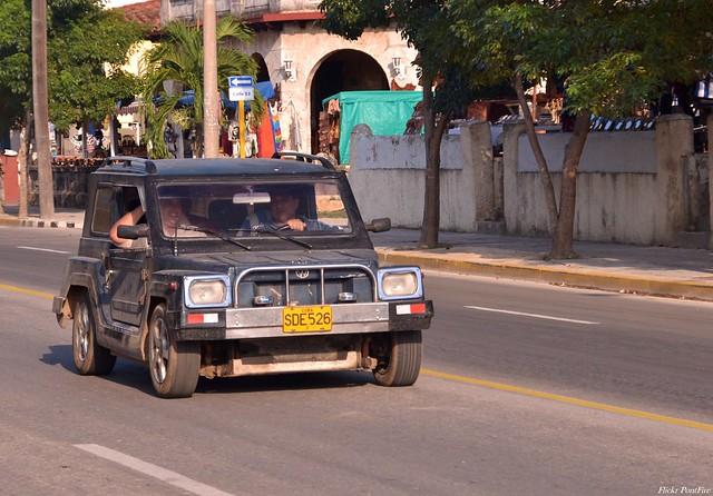 Volkswagen buggy Gurgel X12 CUBA