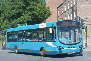 1476 NK61 CYL Arriva North East