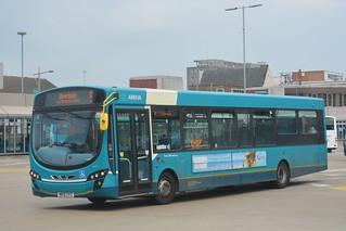1444 NK10 CFG Arriva North East