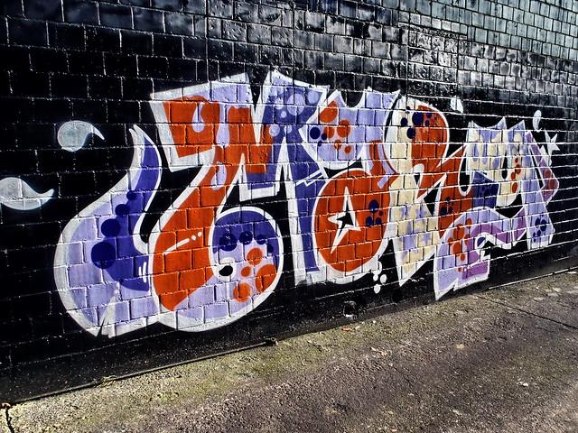 Queen Anne Graffiti 13a