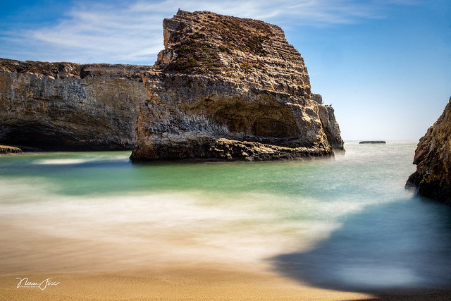Shark Fin Cove