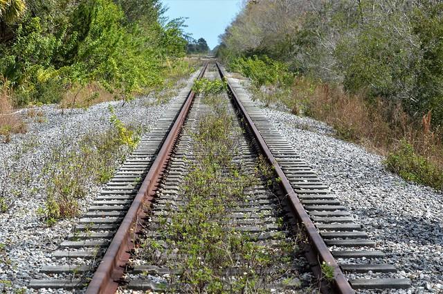 National Aeronautics and Space Administration Railroad, Florida, Brevard County, Merritt Island National Wildlife Refuge