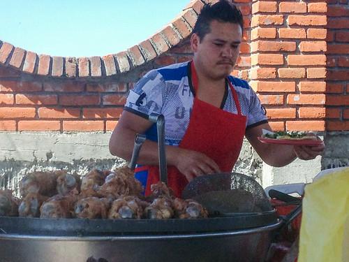 Verano en Puebla con la familia