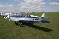 G-ARVZ Rollason Condor D62B [RAE606] Sywell 310818