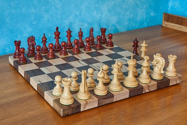 Luxury Chess Set #1