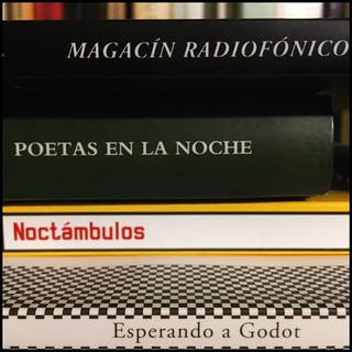 Magacín radiofónico en estado de alarma 29.3.20 #yomequedoencasa #frenarlacurva #haikusdestanteria #quedateencasa