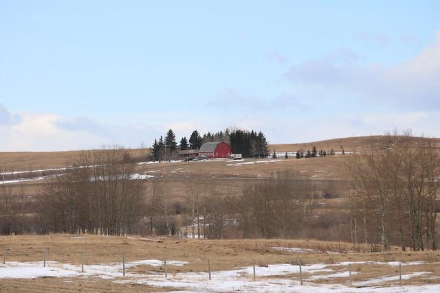 Barn hunting In Alberta march 2020