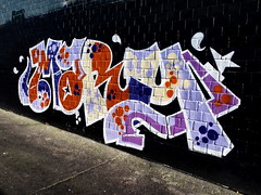 Queen Anne Graffiti 13b