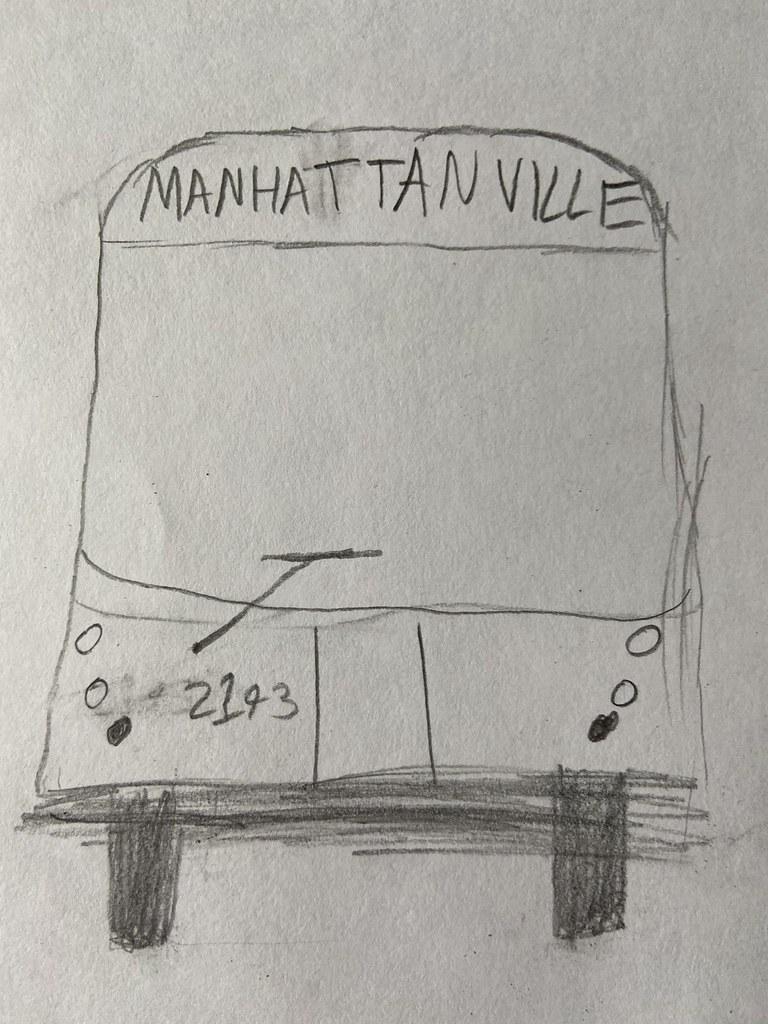 2017 Nova Bus LFS #2143 Drawing