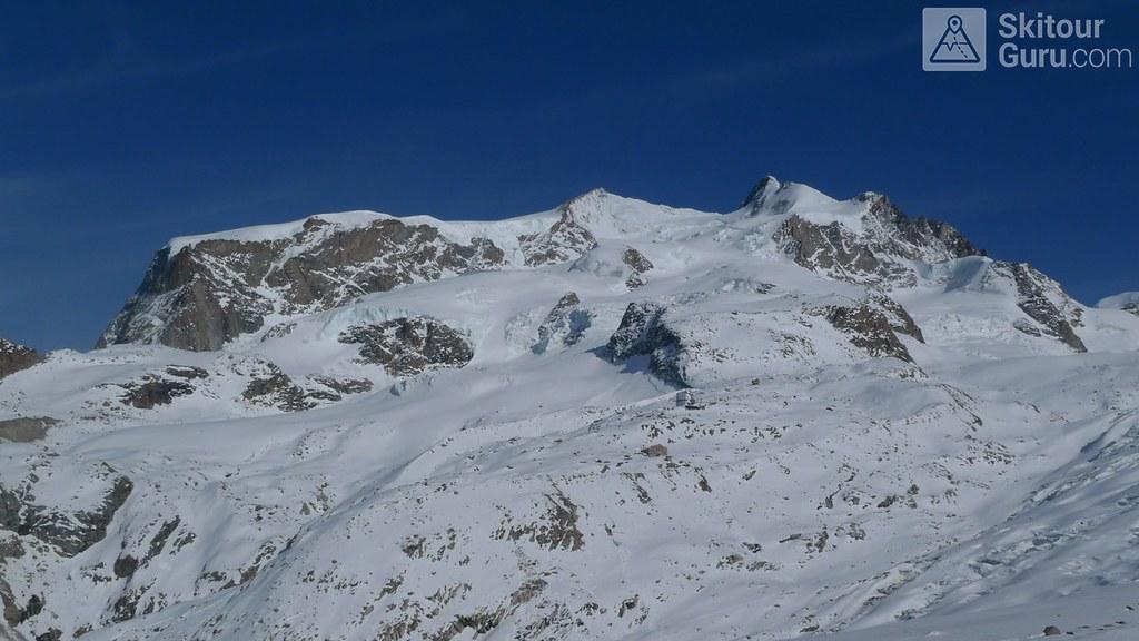 Monte Rosa Hütte Walliser Alpen / Alpes valaisannes Switzerland photo 04